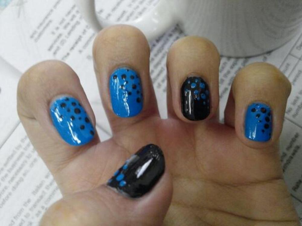 Loving my nails <3 by Oops Hi