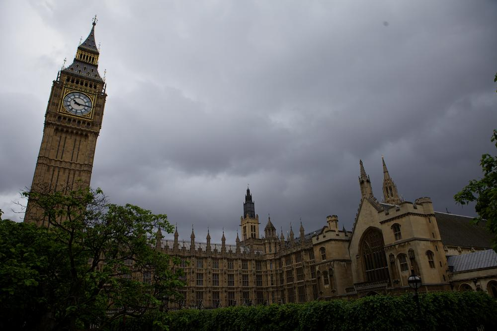 Photo in Architecture #london #rain #big ben