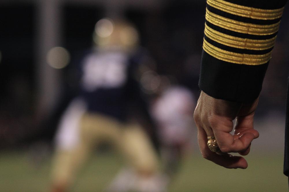 Photo in Sports #football #navy