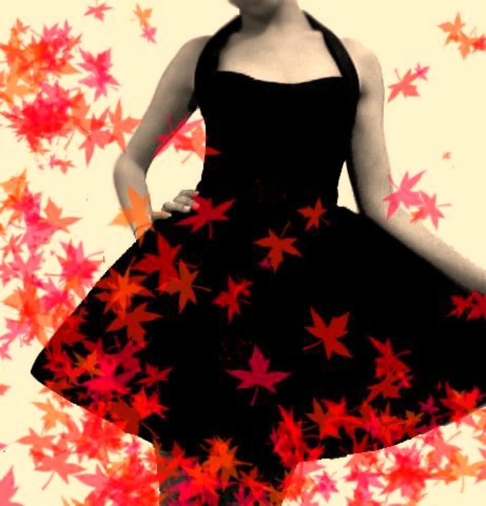 Little Black Dress by Abir Berrahal