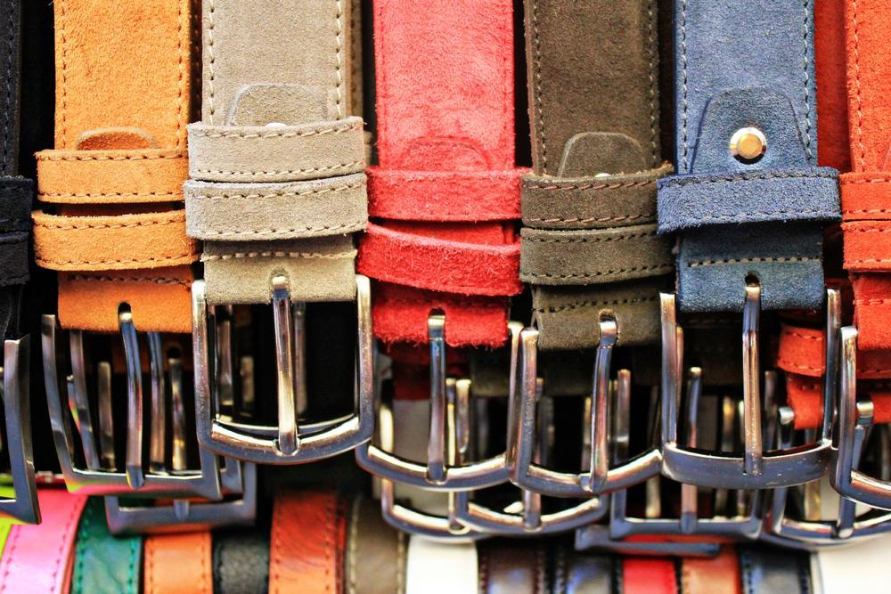 Belts by Imogen Farmer