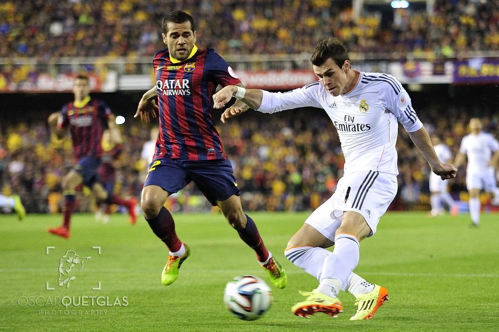 Real Madrid - FC Barcelona by Oscar Quetglas Navarro