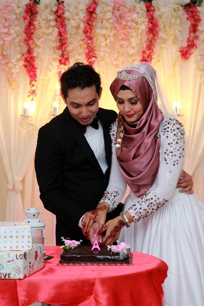 cake wedding  by Amir Jack