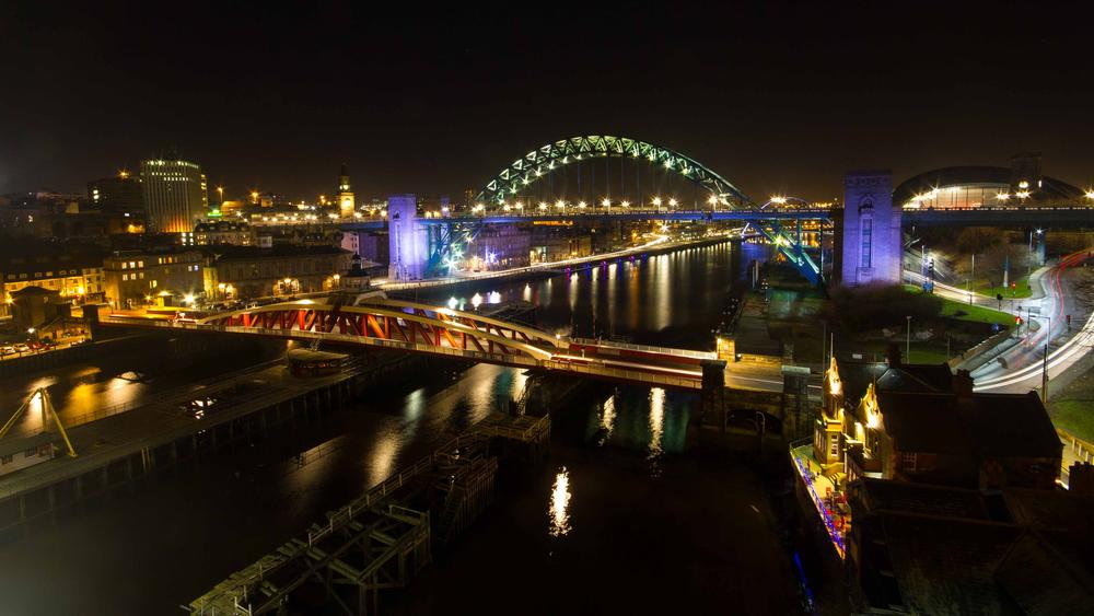 Goodnight Newcastle by Neil Coleran-Photography