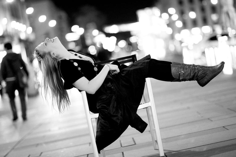 Lean Back by Billionphotography