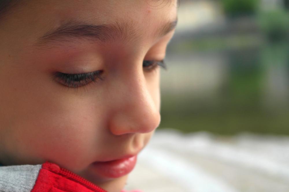 Photo in Portrait #angelo #bimbo #ritratto #portrait #baby #child #angel