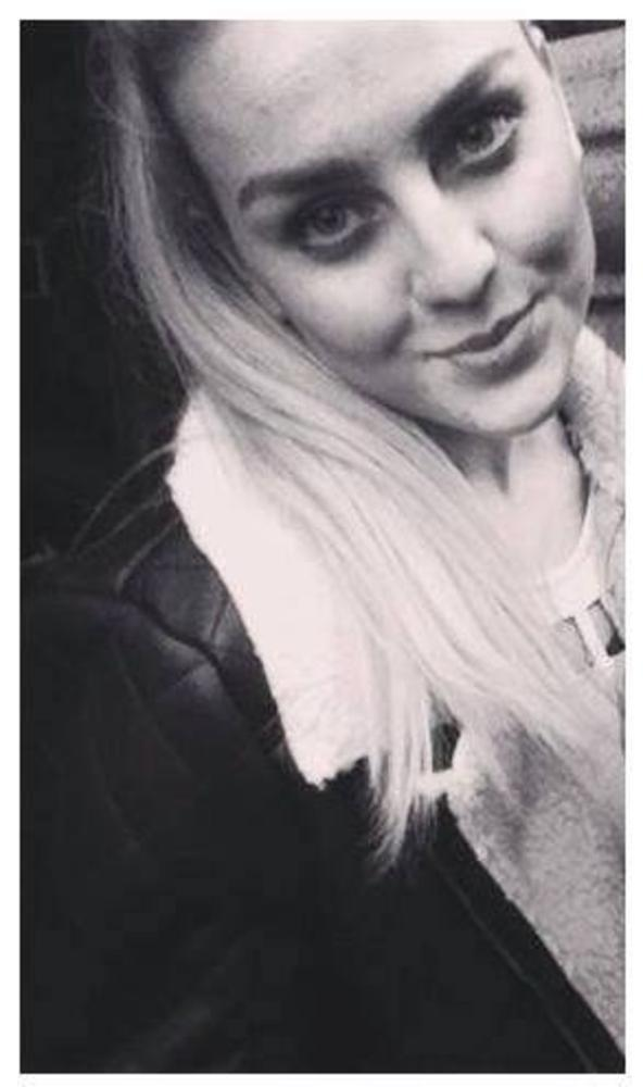 Photo in Celebrities #me #perrie edwards #black #& #white
