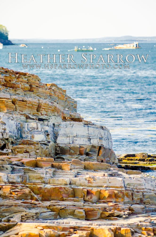 Layers by Heather Sparrow