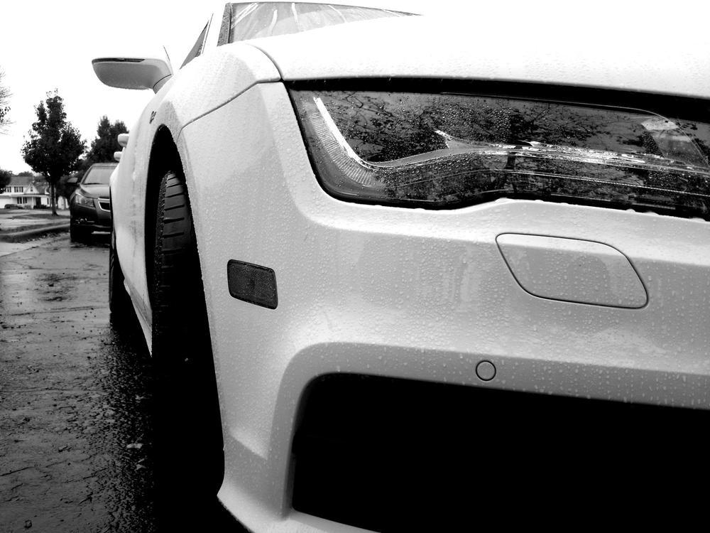 Audi A7  by Dylan Tran