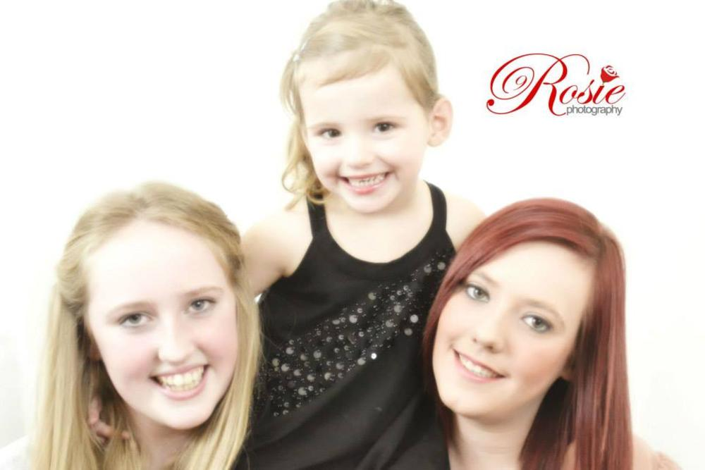 Family Portraits by Rosie Young