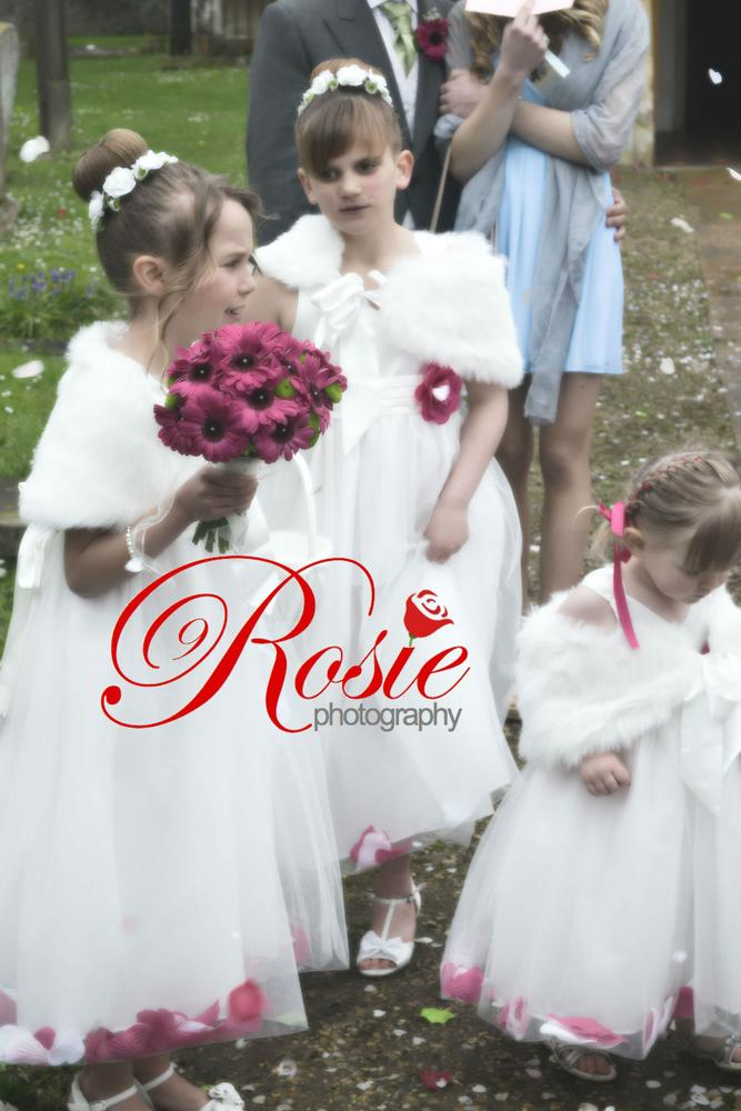 Wedding Photography by Rosie Young