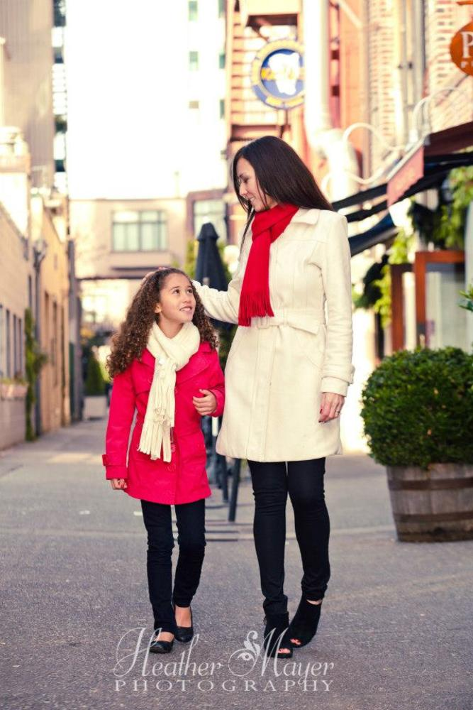 Mommy & Me by heathermayerphotography