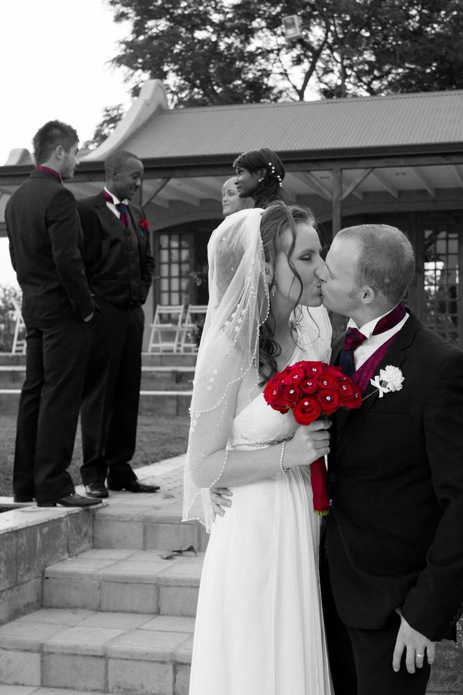 Wedding by Victor Morgan