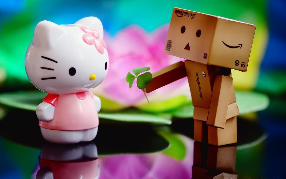 love you kitty <3 :) by Érièma