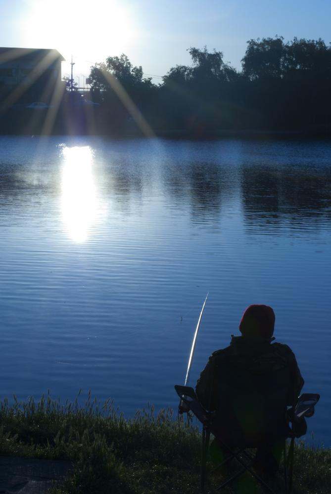 Fishing by Gabriel Stanciu