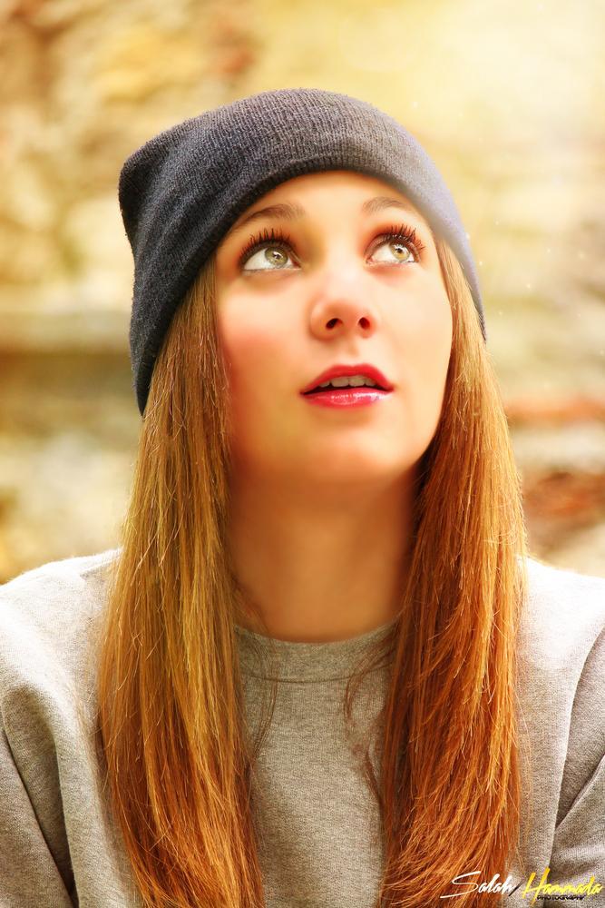 Photo in People #cielo #swag #luz #girl #light #springtime #primavera