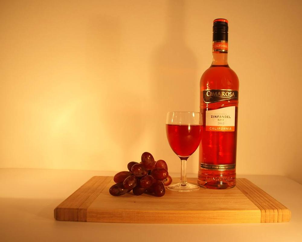 Fruit of the vine  by Hugh Burden