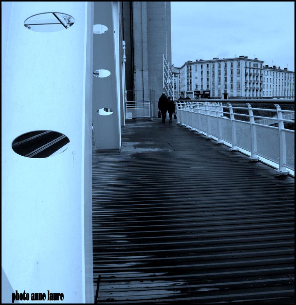 brest pont de recouvrance by annlaure
