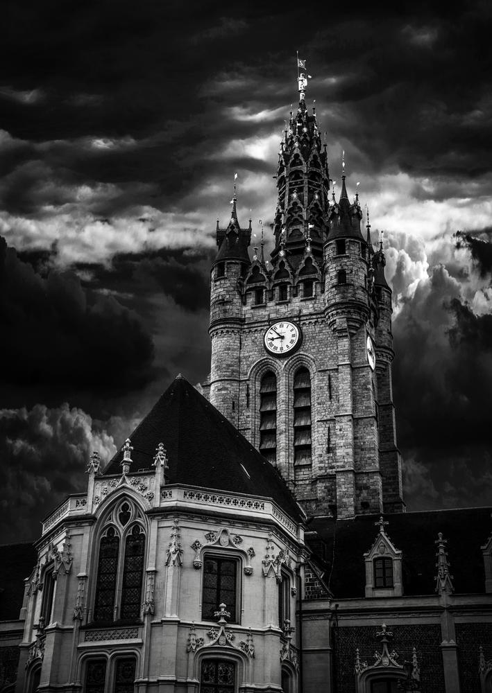 Douai in the Dark !  by Quentin Carlier