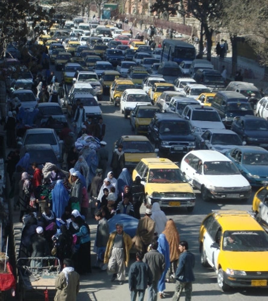 car_population_kabul by afghanistan4ever
