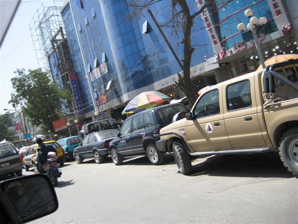 kabul-street by afghanistan4ever