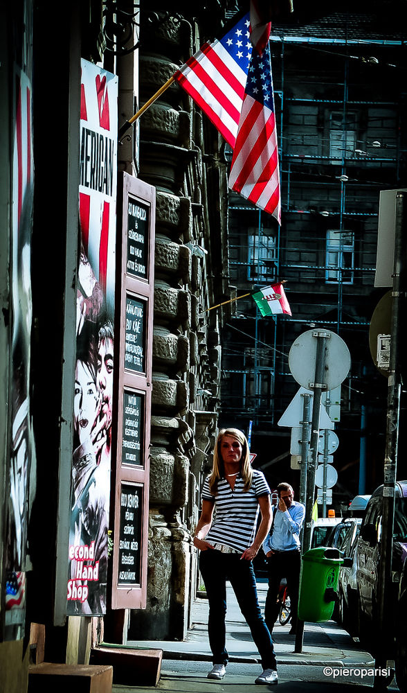 Photo in Random #usa #street #american #girl