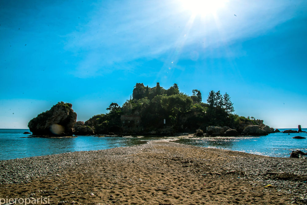 isola bella Taormina by pieroparisi779