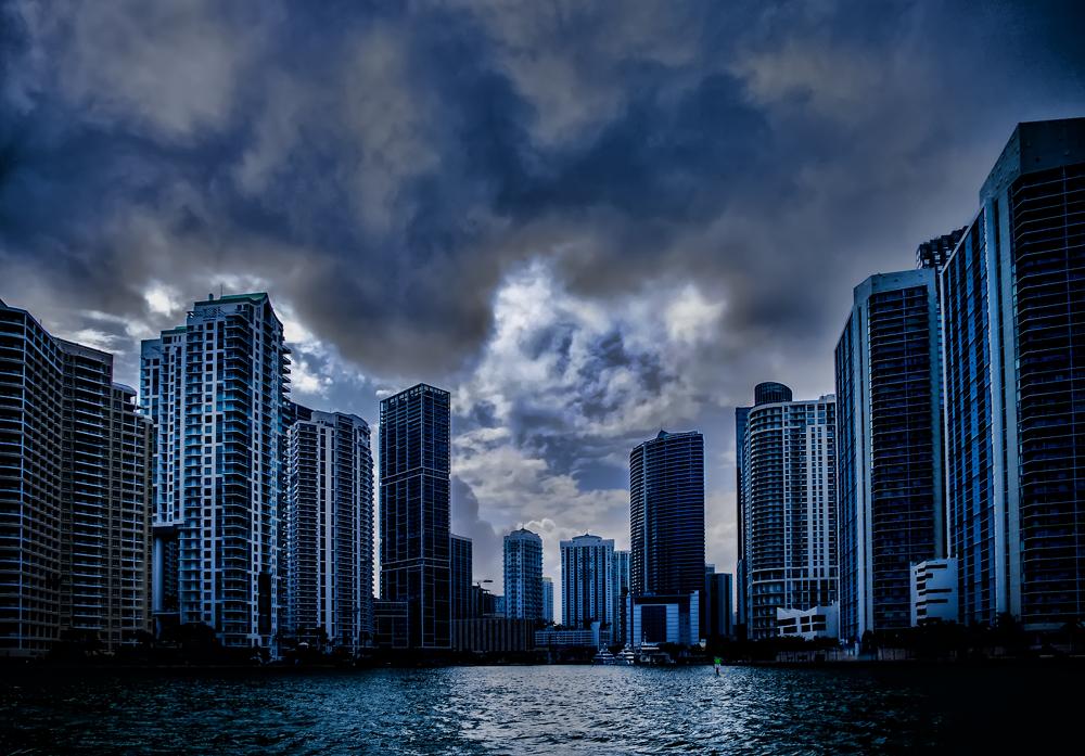Miami Bayside F by Jo'Ann Huard