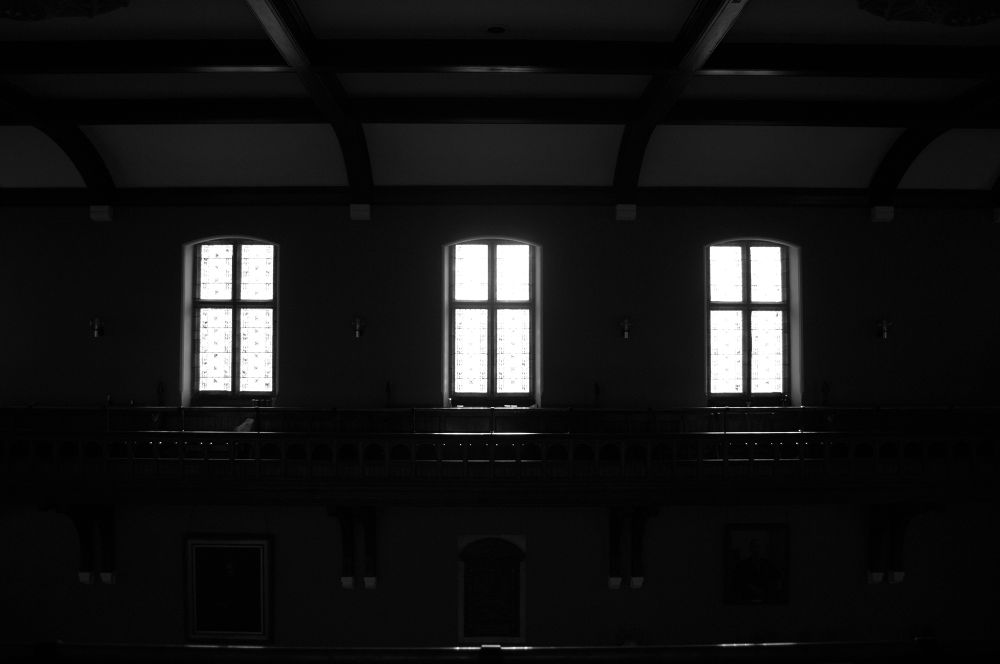 The Oxford Union Chamber by floliv