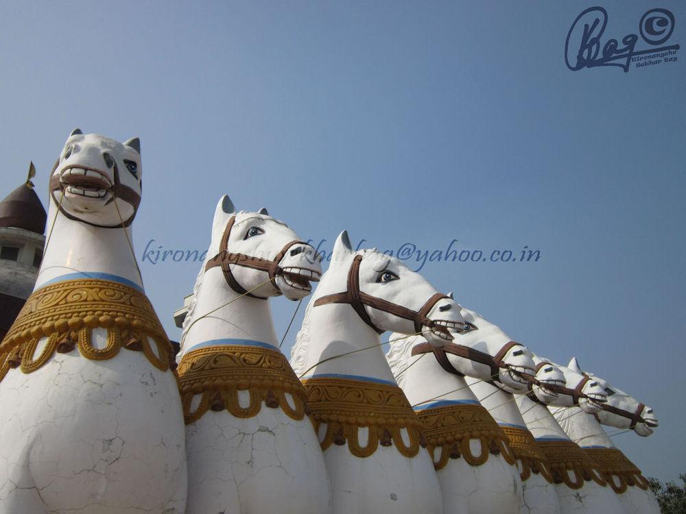 sun temple (19) by Kironangshu Sekhar Bag