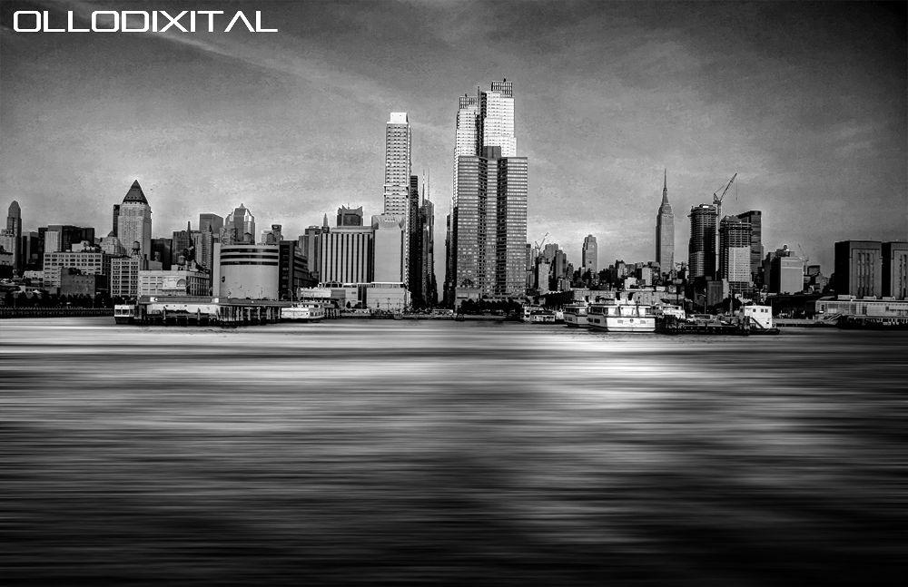 Manhattan by OlloDixital