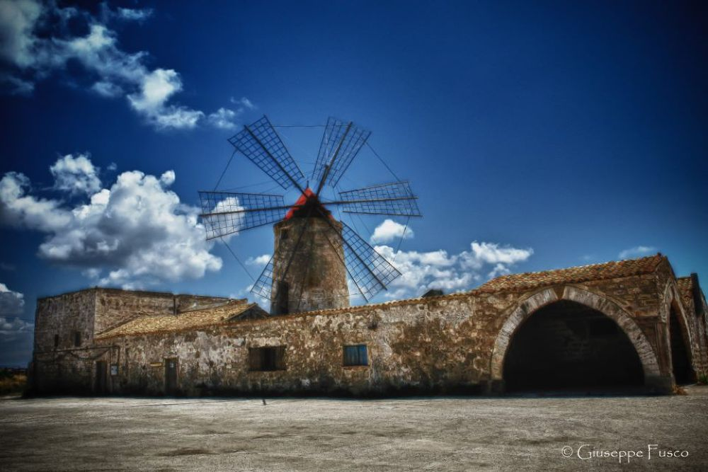 Isola Santa Maria in Sicily by flypepper