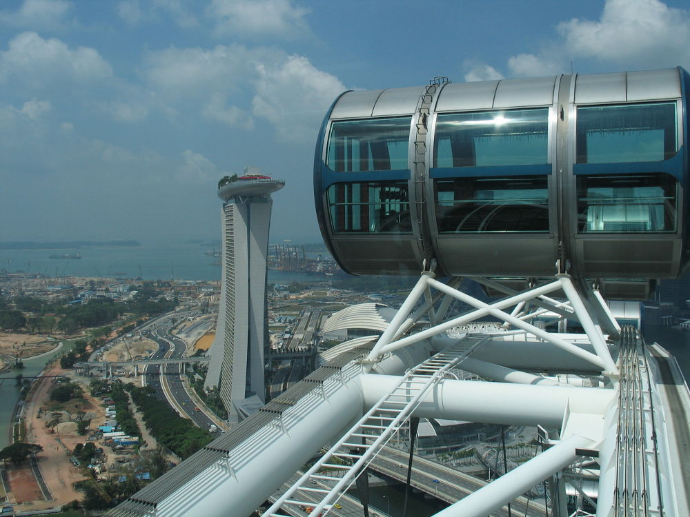 In Singapore by SVK