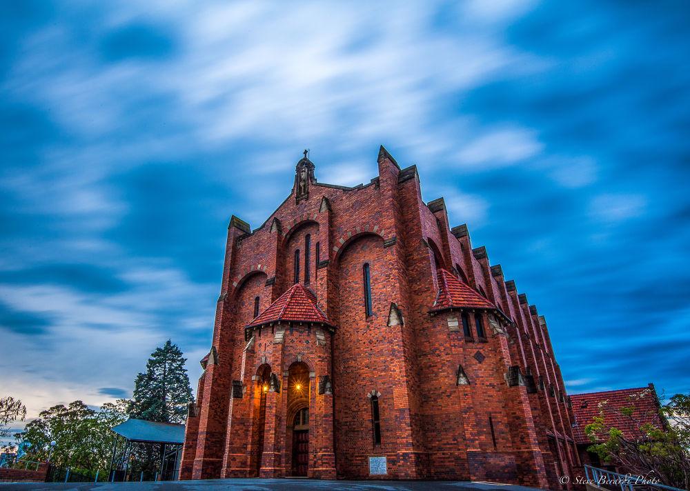 Brisbane Catholic Church by steveo074