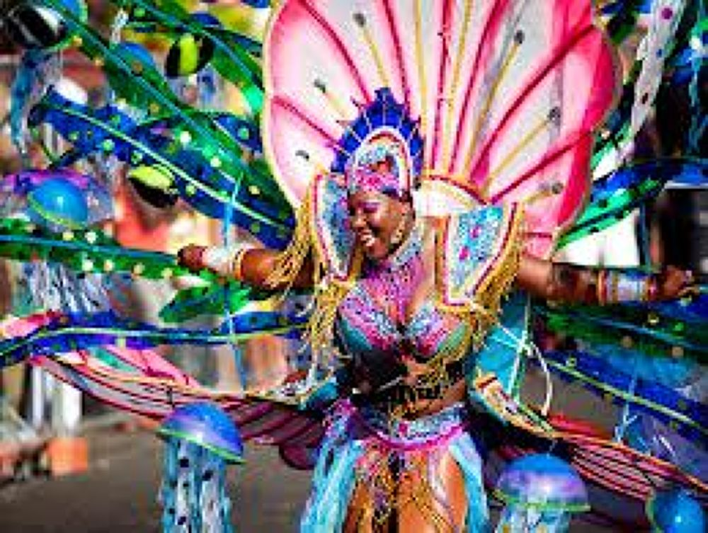 St.Kitts Nevis Carnival by mflemming