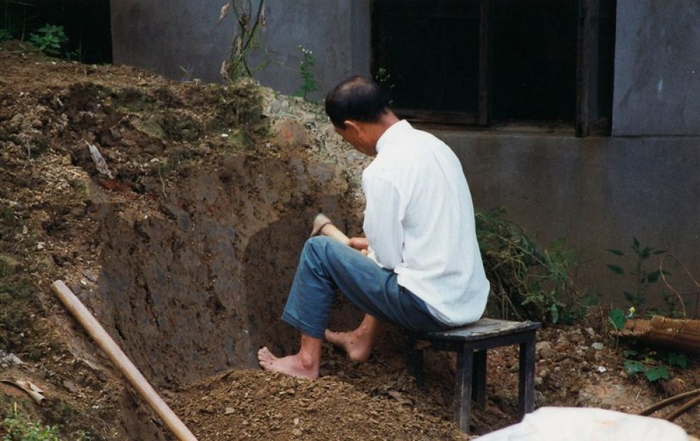 Zhejiang_Tengtou_Village_1998-103 by Arie Boevé