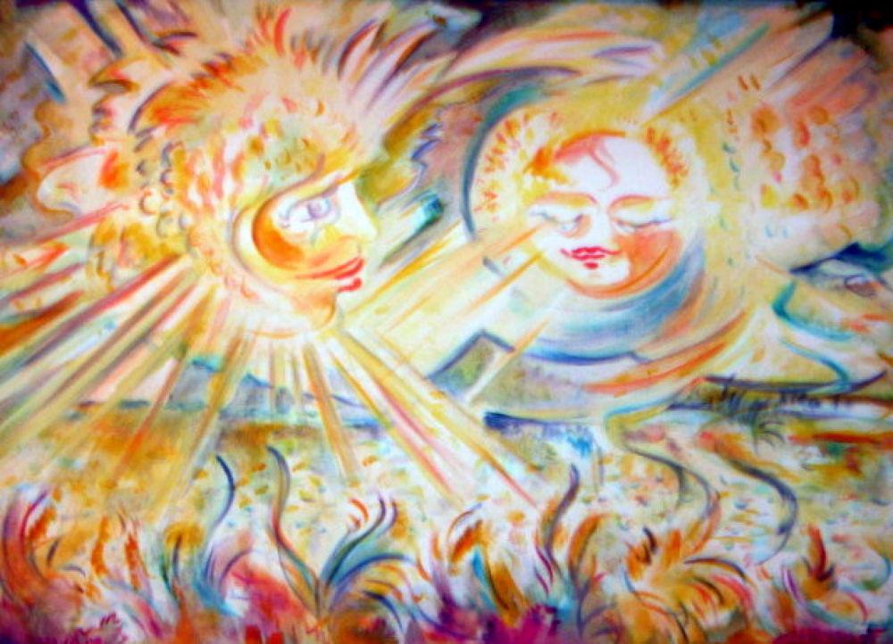 A Hold csókja by NagyJozsef