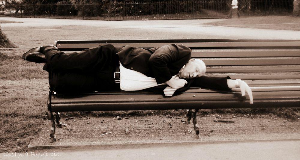 addormentato in pankina by lazare84