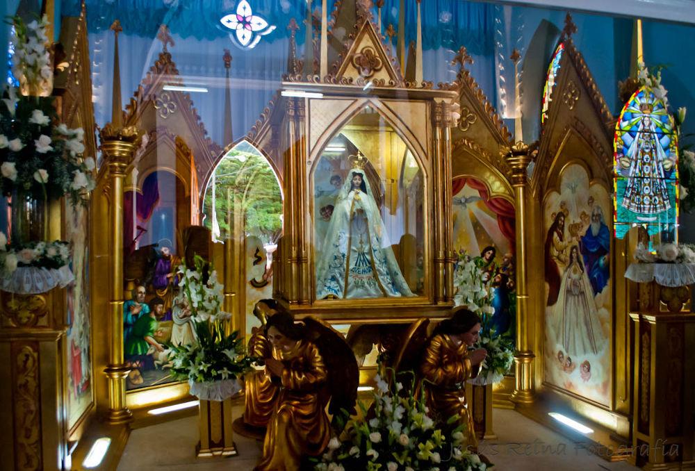 Virgen del Valle by jesrei