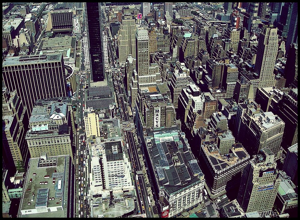 NY-Manhattan by FotoArpenell