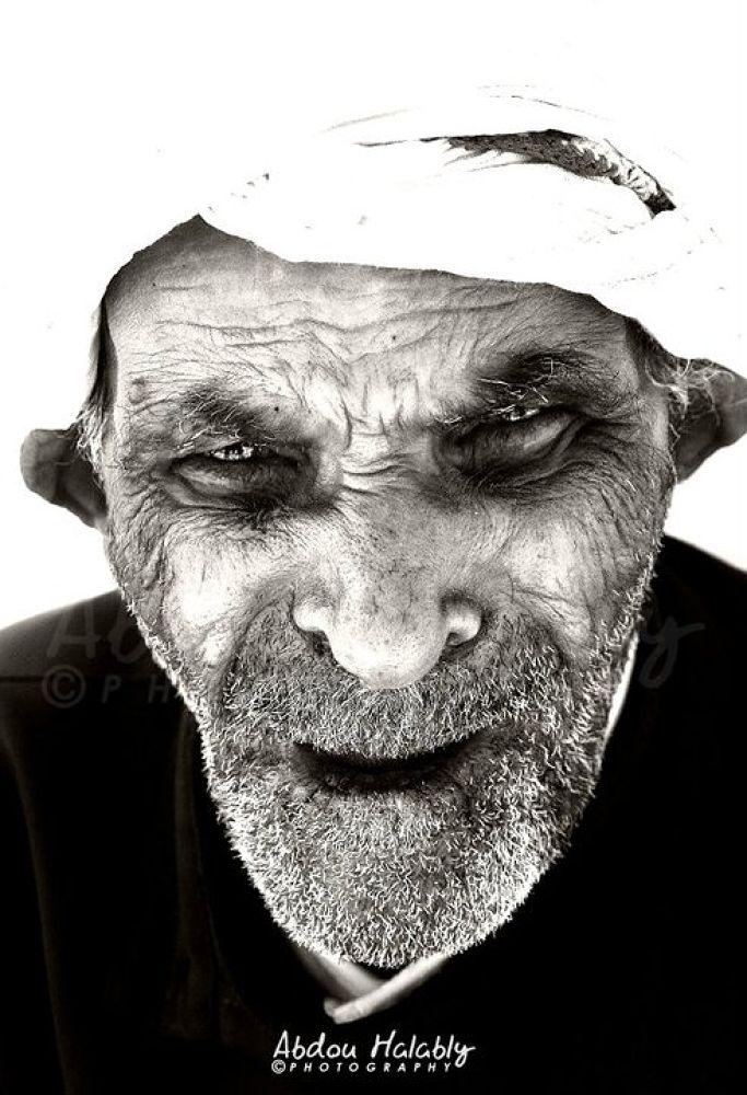 old man by vidov