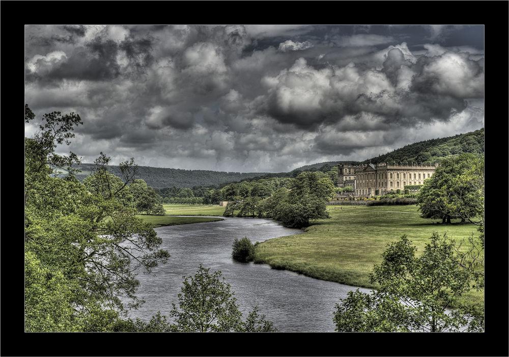 Chatsworth House, by kevinsharpe756