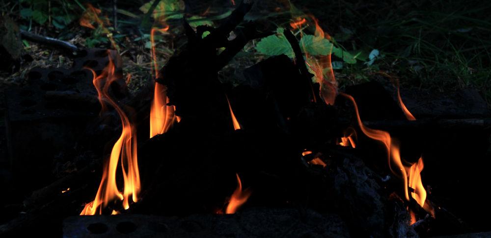 Bonfire by Roslyn