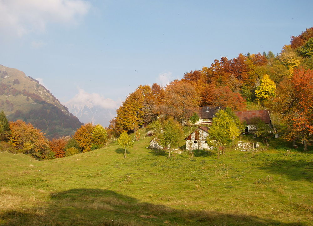 Planina Lapoč, Slovenia  by nagnoj