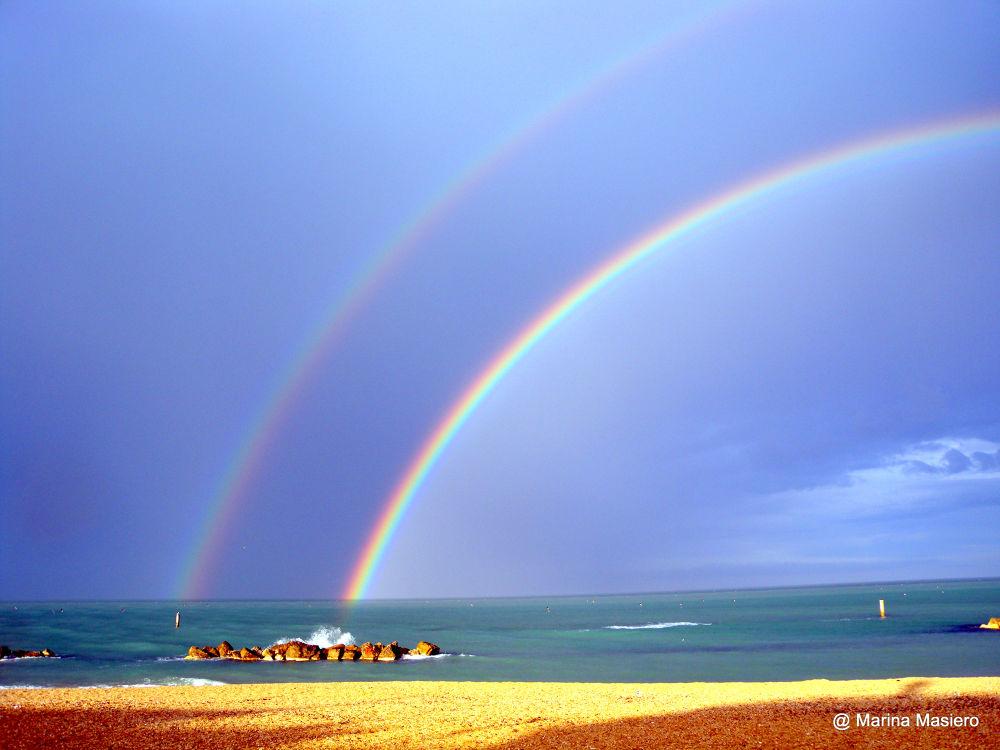 arcobaleno 007 by marinamasiero