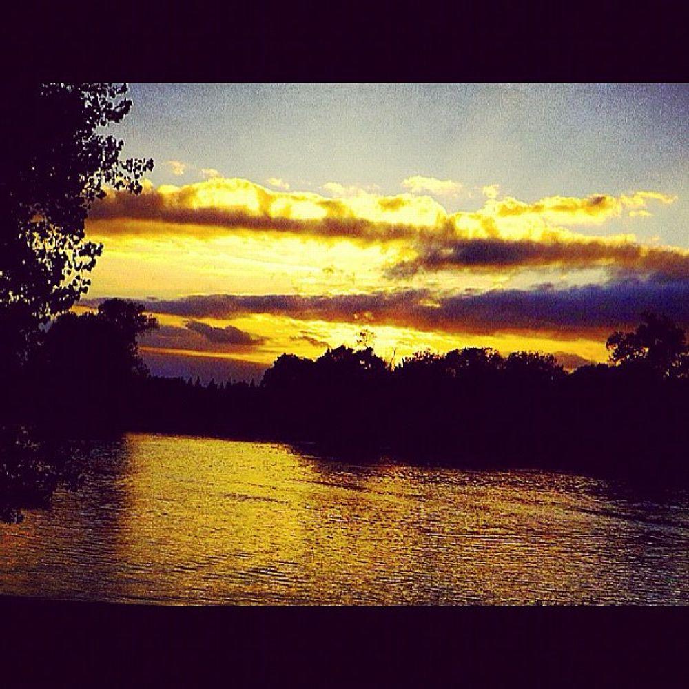 golden sunset by ChrisMorris