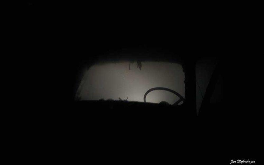 Ghost car by Myhrehagen
