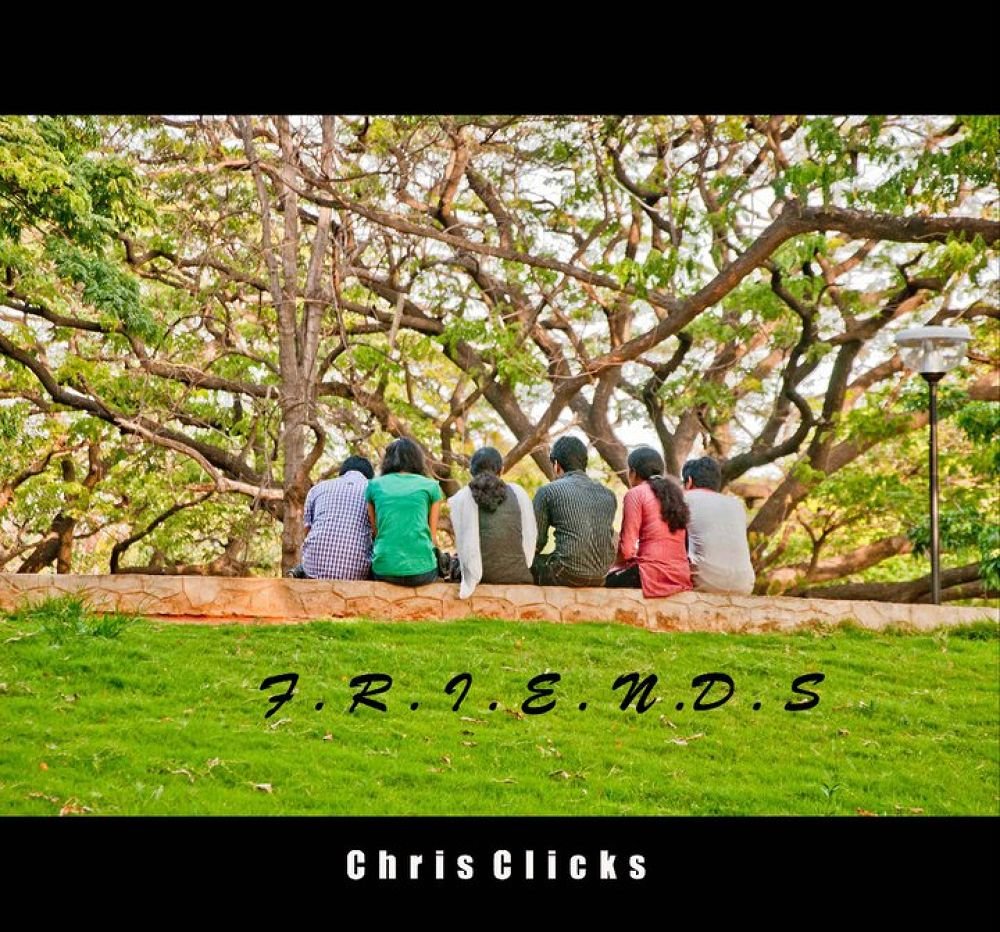 Friends by Christopher