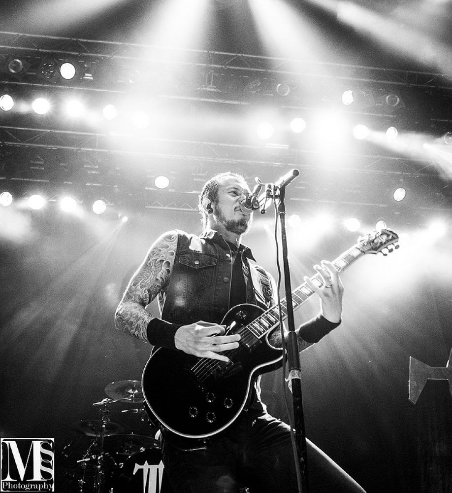 Trivium by mssphotography