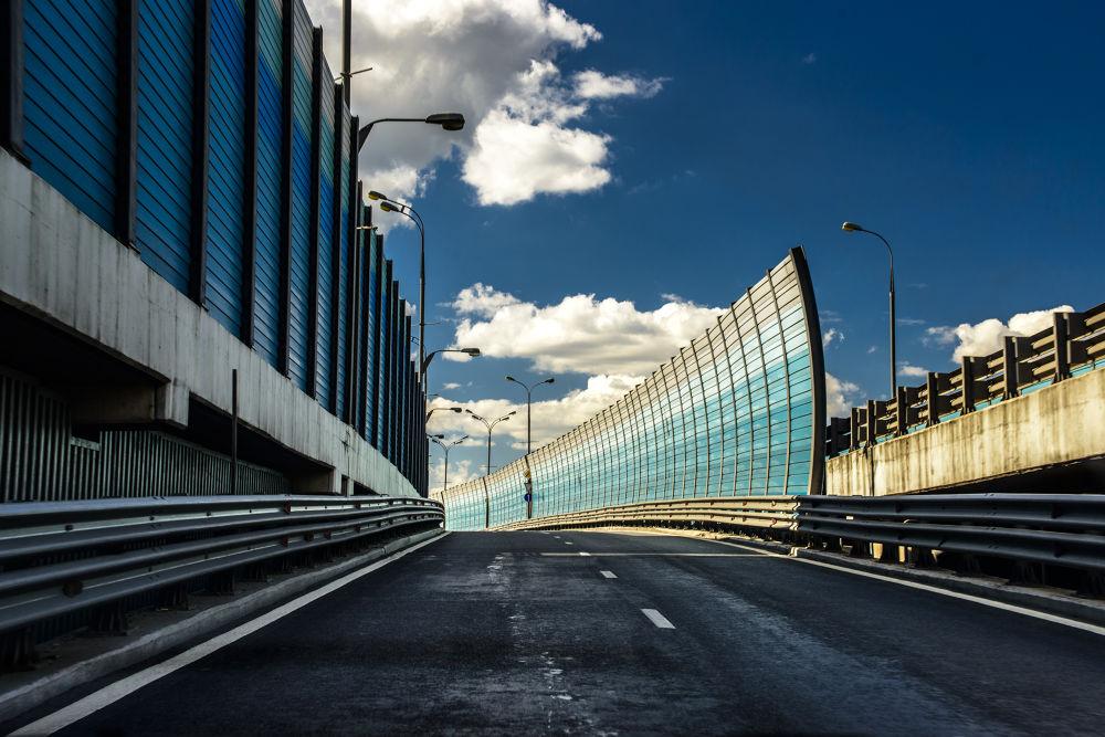 Road by alekseytudakov